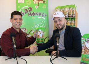 Bad Monkey founder Joseph Zeppilli