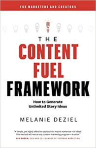 The Content Fuel Framework book cover