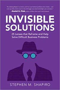 Invisible Solutions book cover